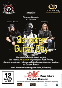 Jam Session Schecter